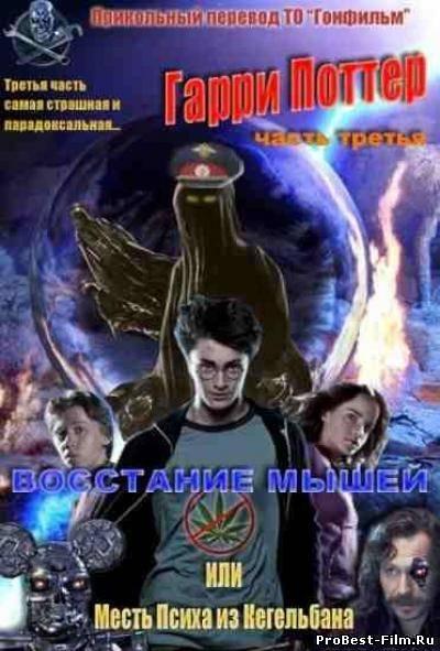 Гарри Поттер 3: Восстание Мышей или Месть Психа из Кегельбана (2007)